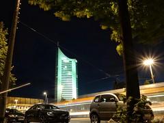 Augustusplatz am Abend
