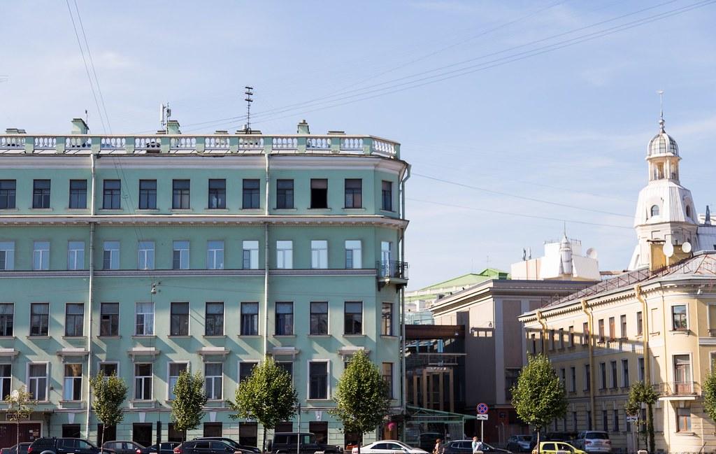 Storbyferie i Skt. Petersborg