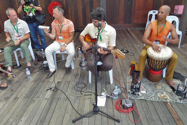 Rainforest World Music Festival 2015-Kobo-Town