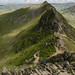 Helvellyn summit via striding edge walk by Give me your feedback