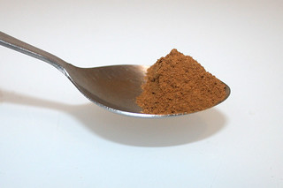 11 - Zutat Zimt / Ingredient cinnamon