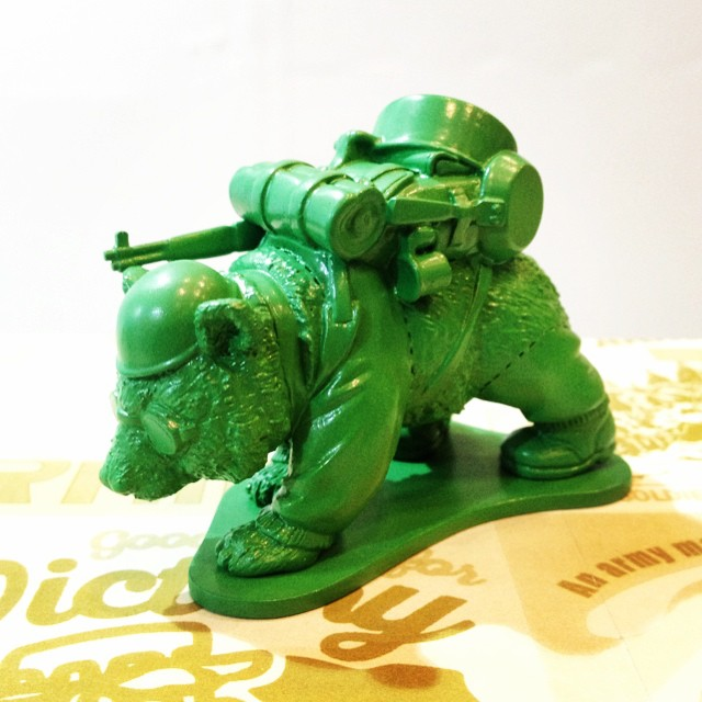 大好評的動物軍團再登場!「GREEN GREEN ARMY」第二彈情報公開!