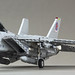 The art of LEGO scale modeling -my F-14A Tomcat by Mad physicist