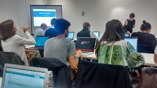 skillsmatter codenode opentechschool python meetup