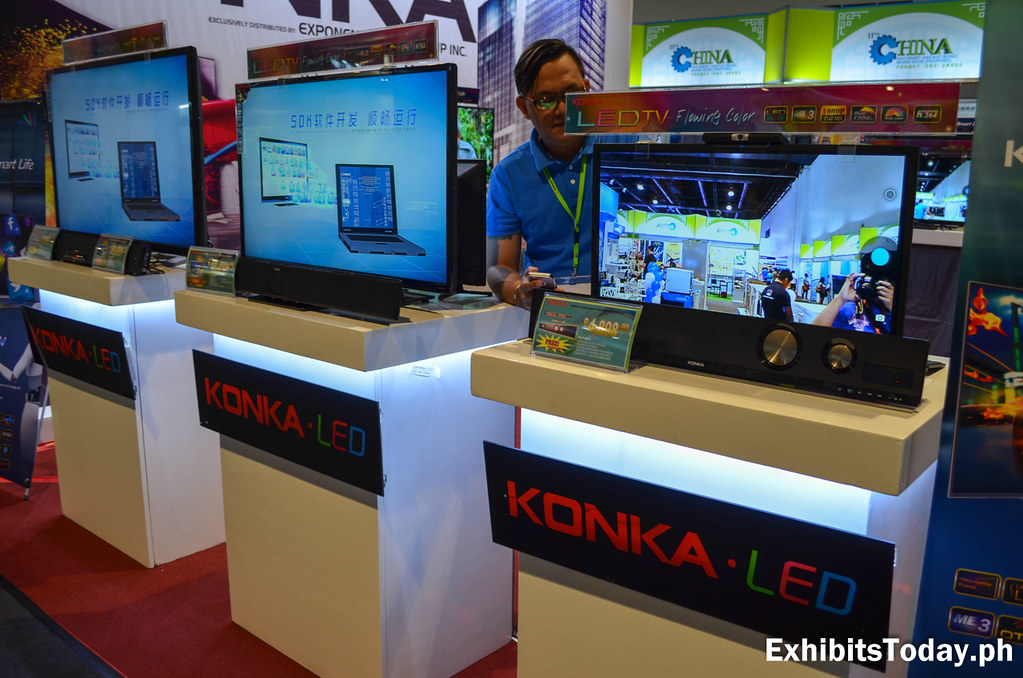 Konka LED TV Displays (2)