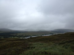Bridge of Orchy to Kingshouse
