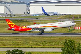 B-8015 F-WWCL Airbus A330-300 Hainan Airlines CN-1656