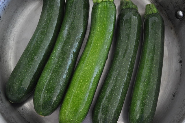 Zucchini a la Greque