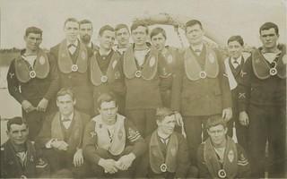 Australian Navy Cadets - 1908