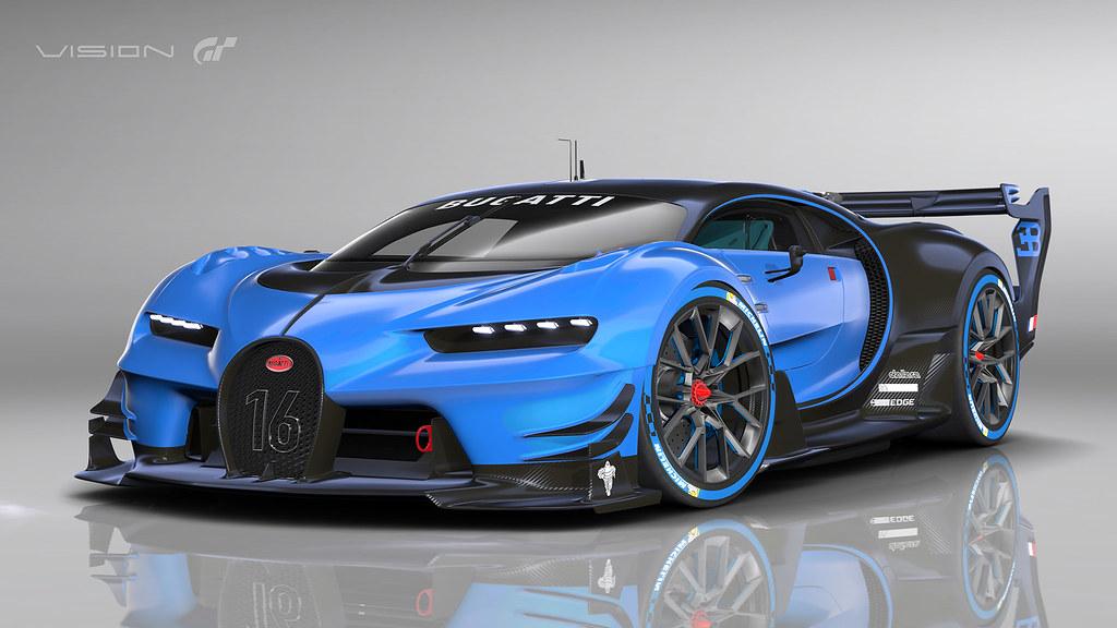 bugatti vision gran turismo show car revealed at frankfurt motor show singapore english. Black Bedroom Furniture Sets. Home Design Ideas