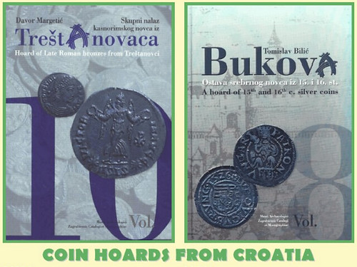 Coin hoards from Croatia