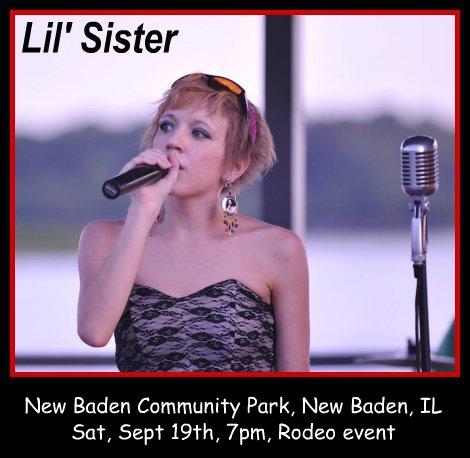 Lil' Sister 9-19-15