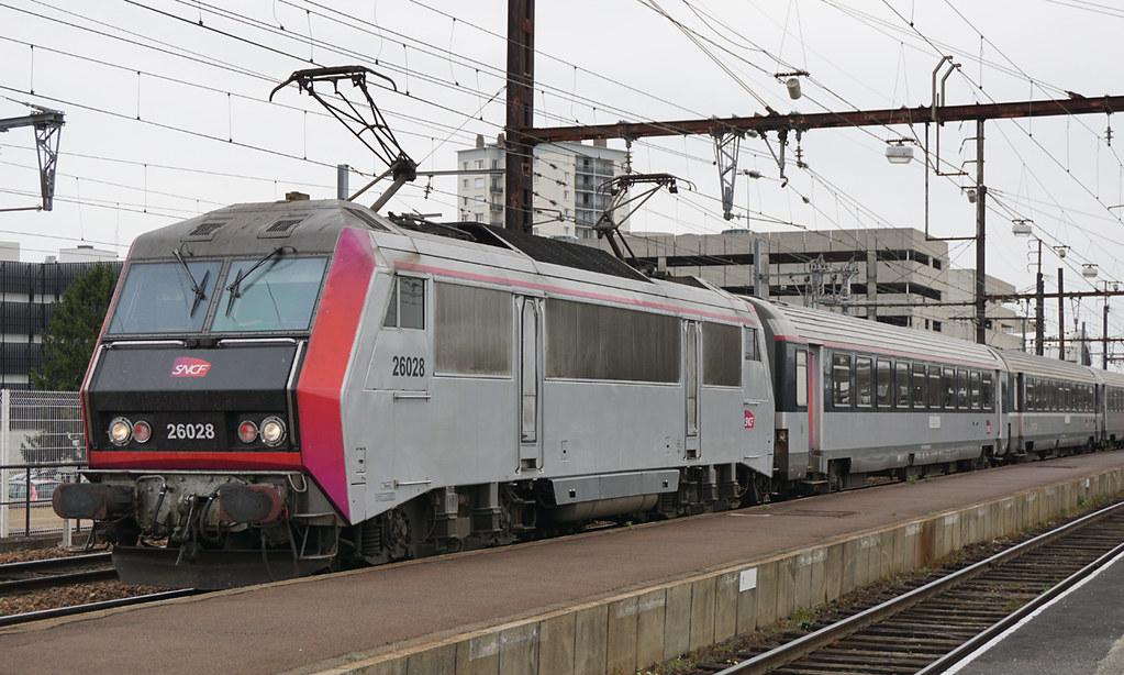 St Pierre Des Corps Railway Station Centre Val De Loire