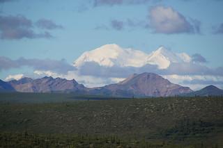 042 Uitzicht op Mount McKinley