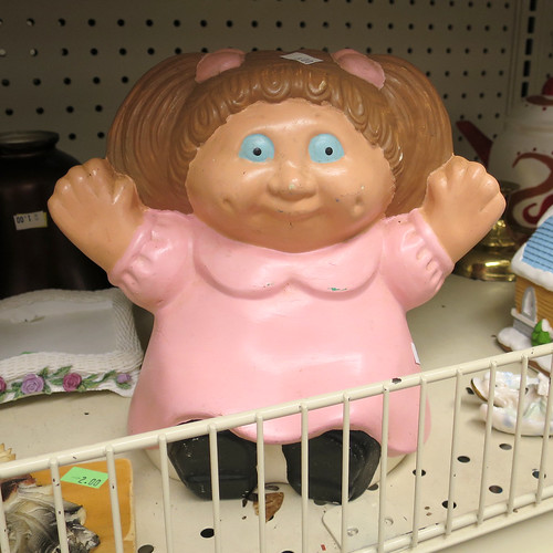 the eyes of the cabbage patch