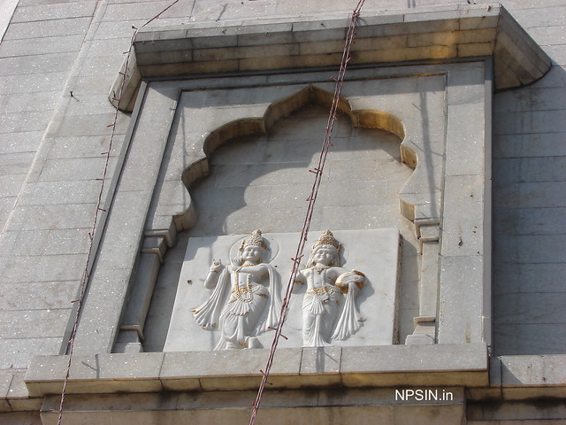 Wall decoration of Main Shikar