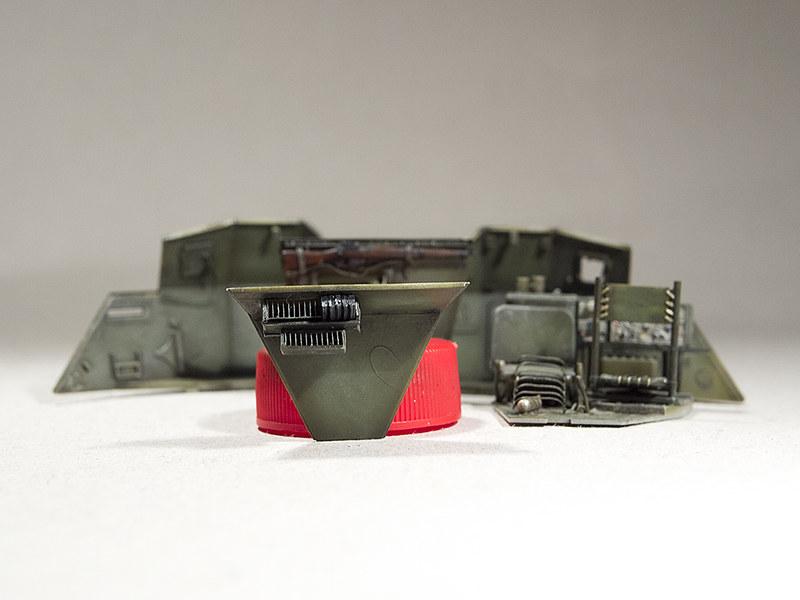 Projet Normandy : Dingo MK.III // Miniart // 1/35 21789647580_61ca6eceaa_c
