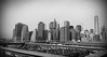 Manhattan From Brooklyn Brigde by elianek