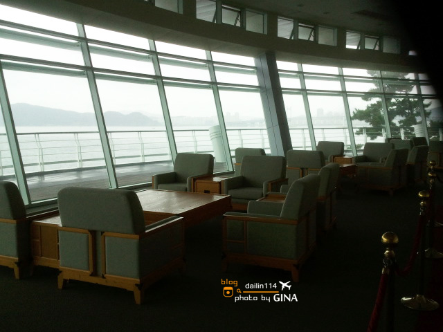 【釜山日夜景點】海雲台冬柏島|公園環海步道|APEC世峰樓|Nurimaru House (2005 APEC國際會議場所) @GINA LIN