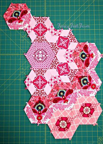 New Hexagon Rosette 10b