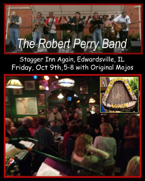 Robert Perry Band 10-8-15