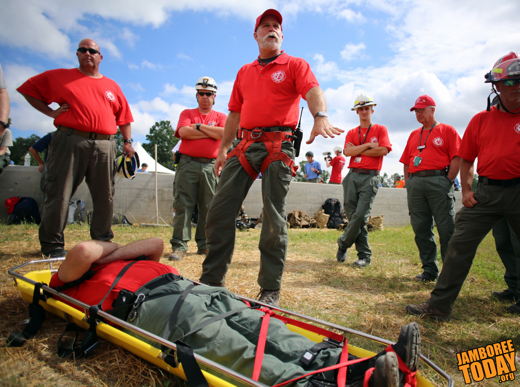 Fire, Rescue Teams Ready for Anything
