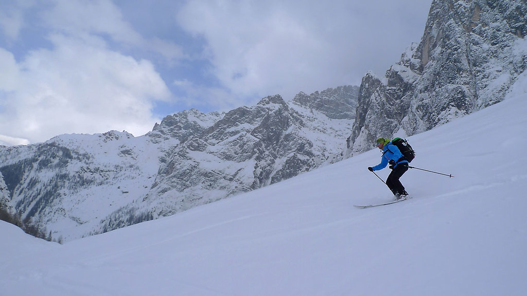 Tre Cime / Drei Zinnen (Day 5 H.R. Dolomiten) Dolomiti Italien foto 17