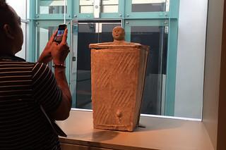 Filipino American Month - Asian Art Museum docent tour Filipino arts urn