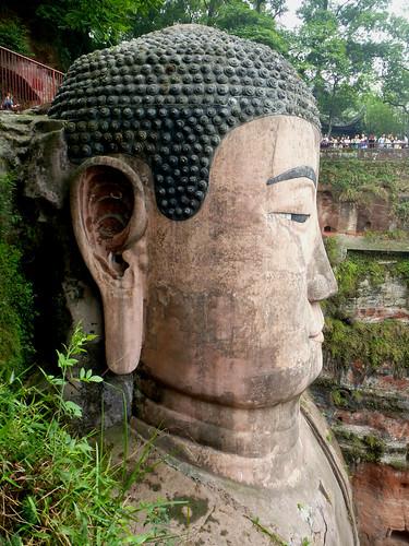 CH-Leshan-Grand Bouddha (2)