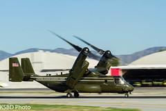 USMC HMX-1 MV-22B Osprey