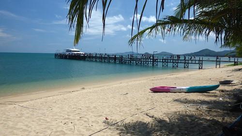 Koh Samui Maenam Beach