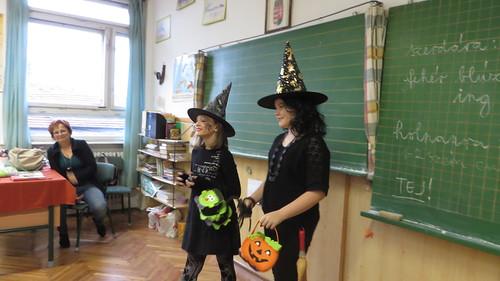 Halloween az iskolában