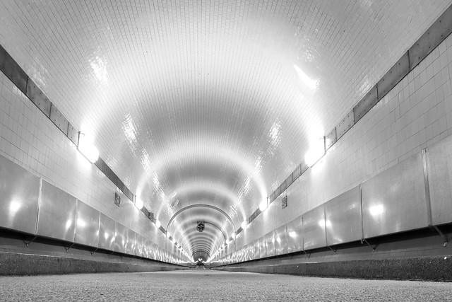 The Elb Tunnel