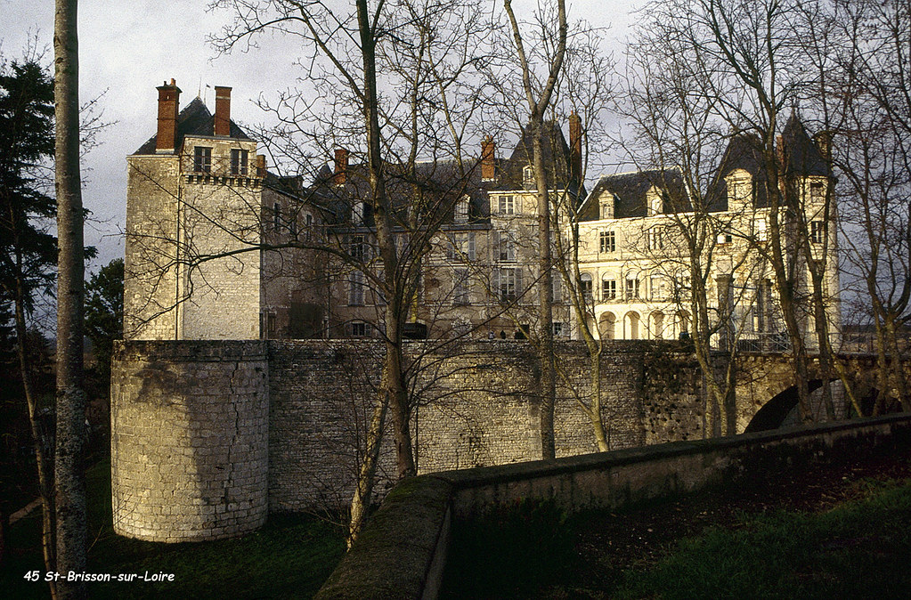 Castillo de Saint-Brisson