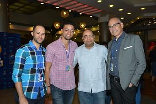 Wigner Duarte, Dominic Alcantera, Armando Guareno, James Duarte y Ray Hungria