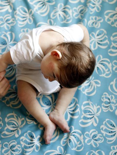 Eleni, 9 months