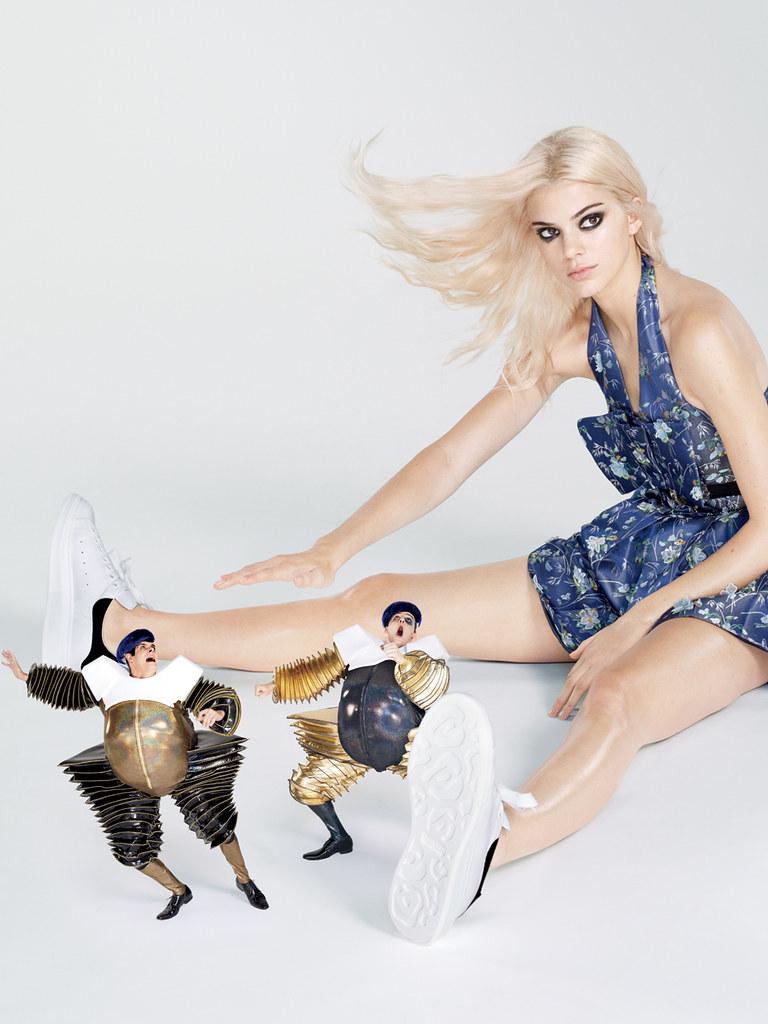 Кендалл Дженнер — Фотосессия для «Vogue» 2015 – 6