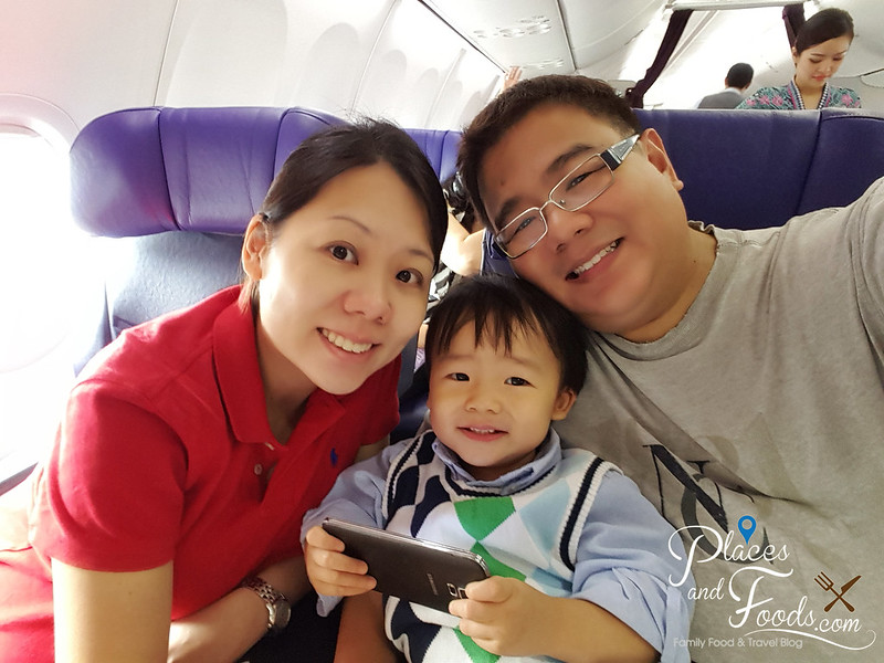 flying with baby zen on malaysia airlines business class placesandfoods