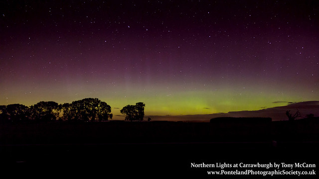 PPS Northern Lights at Carrawburgh