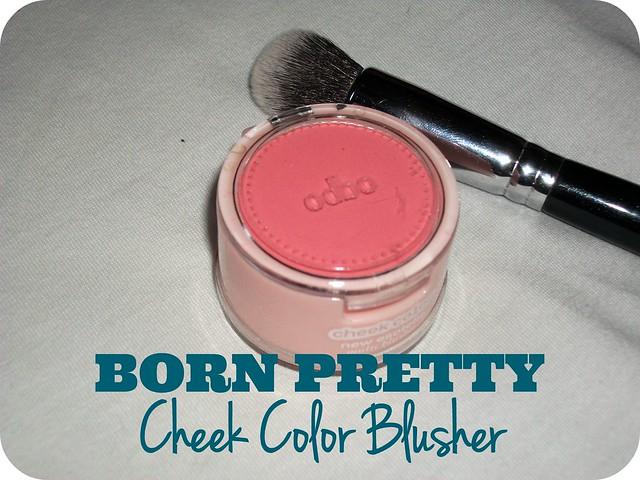 Born Pretty Cheek Color Blusher