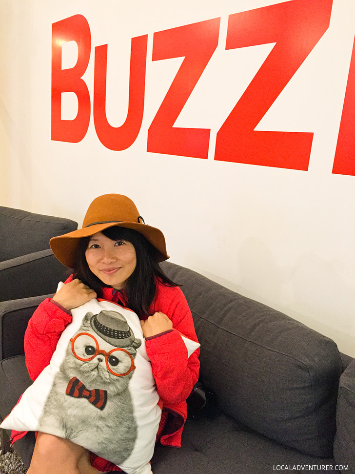 Our tour of the Buzzfeed NYC Office, where all the internet magic happens.