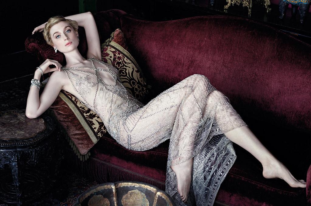 Элизабет Дебики — Фотосессия для «Vanity Fair» 2016 – 1
