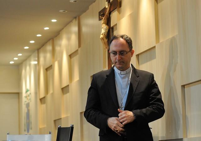 Dom Sergio da Rocha, presidente da entidade, divulgou posição da Confederação nesta quinta-feira (27) - Créditos: Agência Brasil
