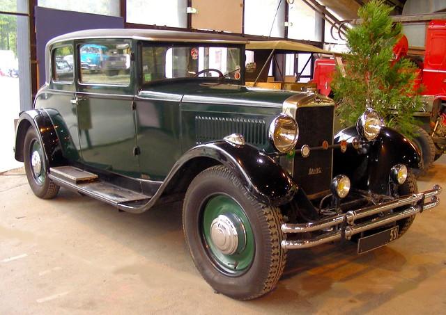 UNIC L11T - 1931