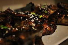 Chicken Teriyaki Wings