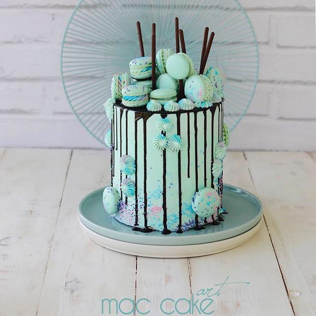 Cake by Mac Cake Art