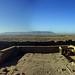 Panorama Ägypten 1999 Dach des Hathortempels von Dendera by Rüdiger Stehn