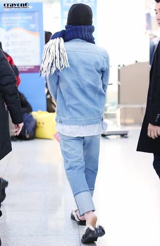 BIGBANG departure Seoul to Nagoya 2016-12-02 (8)