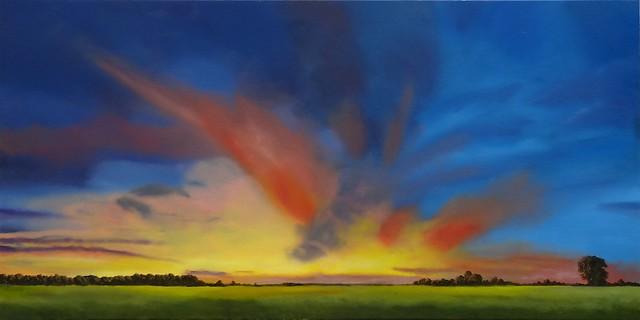 Sunset #2, Sony DSC-HX10V