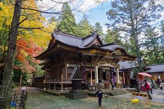 宝登山神社を参拝